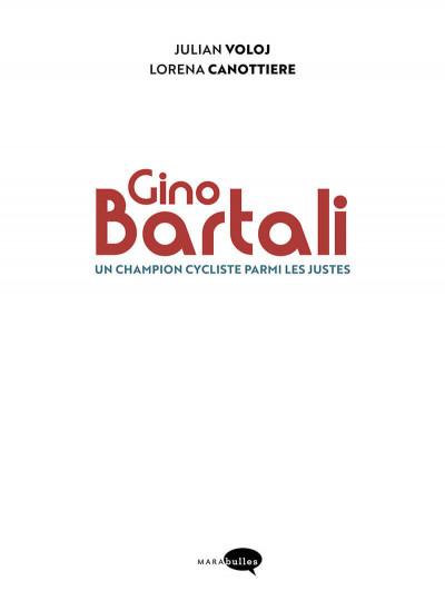 Page 3 Gino Bartali - Un champion cycliste parmi les justes