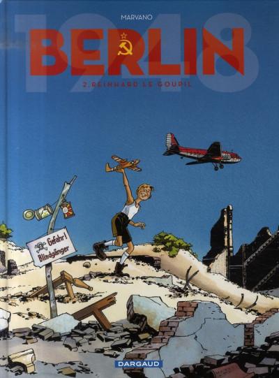 image de berlin (marvano) tome 2 - reinhard le goupil