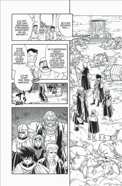 Page 8 beet the vandel buster tome 1