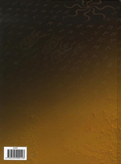 Dos mic mac adam - intégrale tome 3 - le livre de soufre