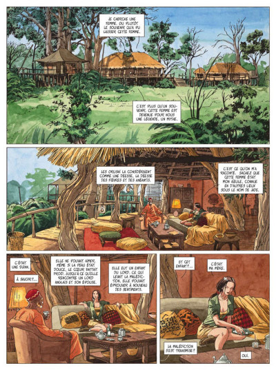 Page 1 djinn tome 6 - la perle noire