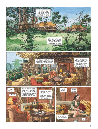 Page 3 djinn tome 6 - la perle noire