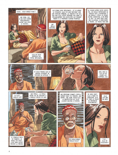 Page 4 djinn tome 6 - la perle noire