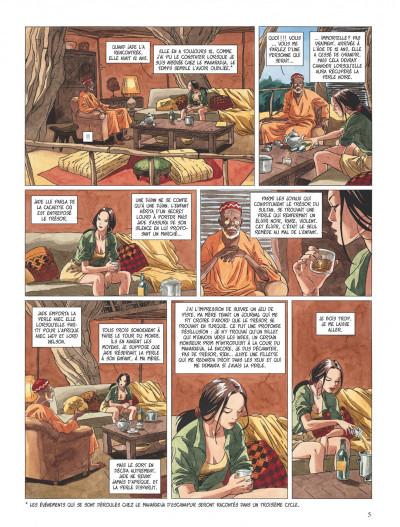 Page 5 djinn tome 6 - la perle noire