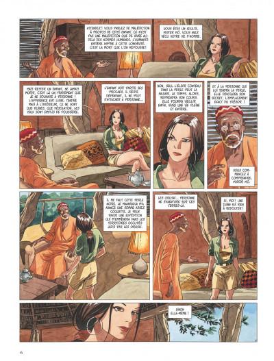 Page 6 djinn tome 6 - la perle noire