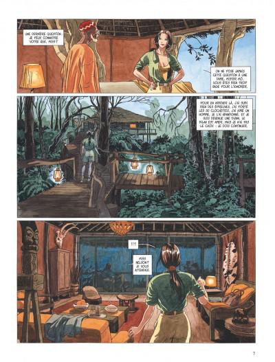 Page 7 djinn tome 6 - la perle noire