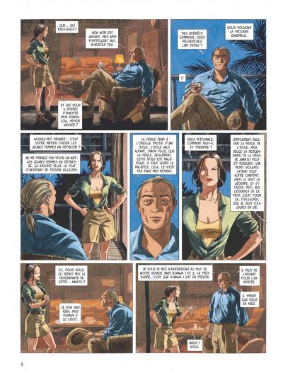 Page 8 djinn tome 6 - la perle noire
