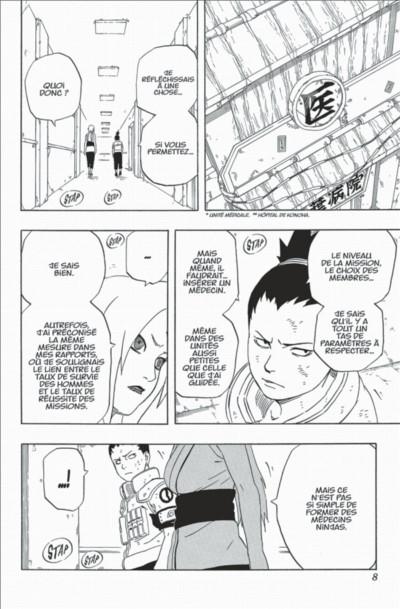 Page 8 naruto tome 27