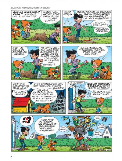 Page 4 boule et bill tome 31 - graine de cocker
