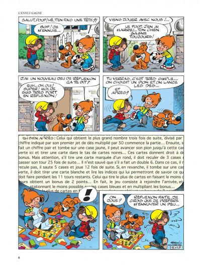 Page 6 boule et bill tome 31 - graine de cocker