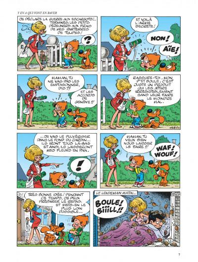 Page 7 boule et bill tome 31 - graine de cocker