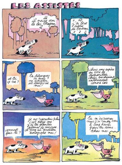 Page 1 les bretécher amours écologiques du bolot occidental
