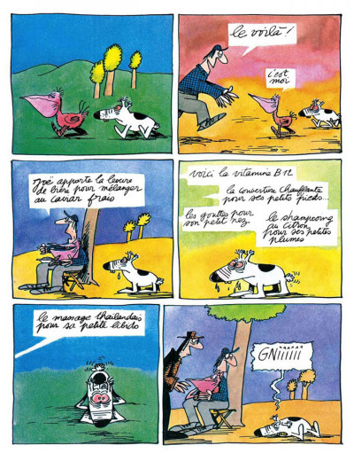 Page 2 les bretécher amours écologiques du bolot occidental
