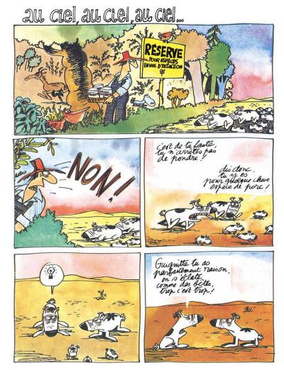Page 4 les bretécher amours écologiques du bolot occidental
