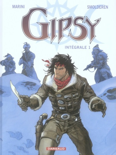 Couverture gipsy - intégrale tome 1 - tome 1 à tome 3