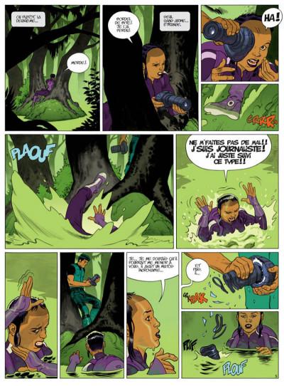 Page 5 ian tome 4 - métanoïa