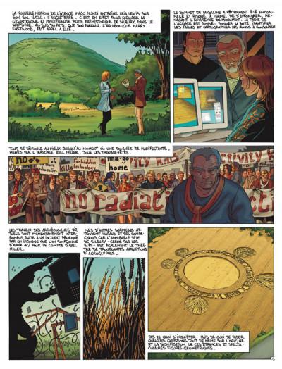Page 1 imago mundi tome 10 - le deuxième cercle