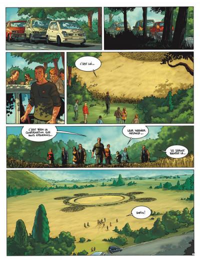 Page 2 imago mundi tome 10 - le deuxième cercle