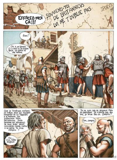 Page 1 Murena tome 6