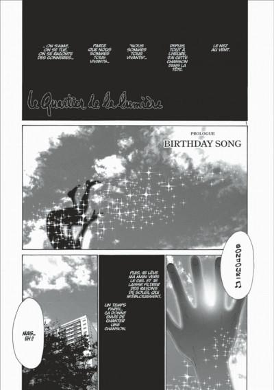 Page 7 le quartier de la lumière