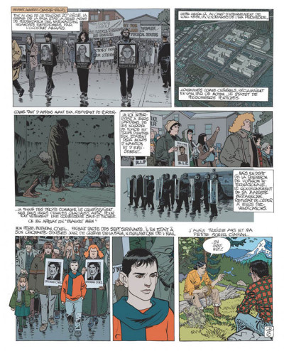 Page 1 xiii tome 18 - la version irlandaise