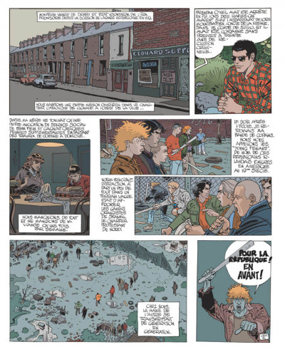 Page 2 xiii tome 18 - la version irlandaise