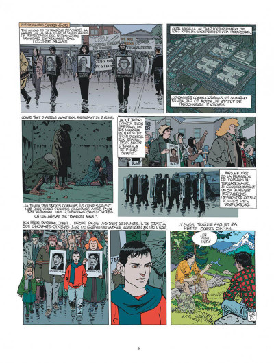 Page 5 xiii tome 18 - la version irlandaise