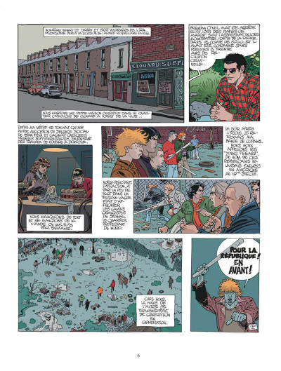 Page 6 xiii tome 18 - la version irlandaise