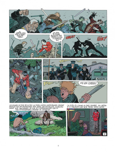 Page 7 xiii tome 18 - la version irlandaise
