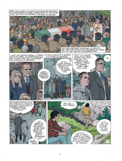 Page 8 xiii tome 18 - la version irlandaise