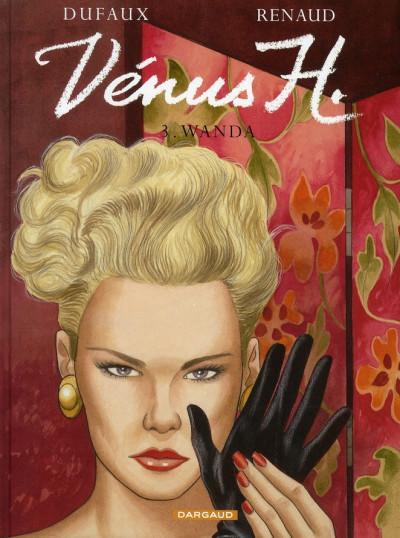 image de vénus h. tome 3 - wanda