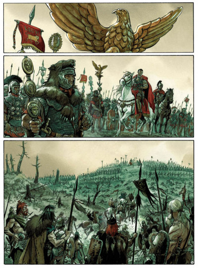 Page 1 les aigles de rome tome 1