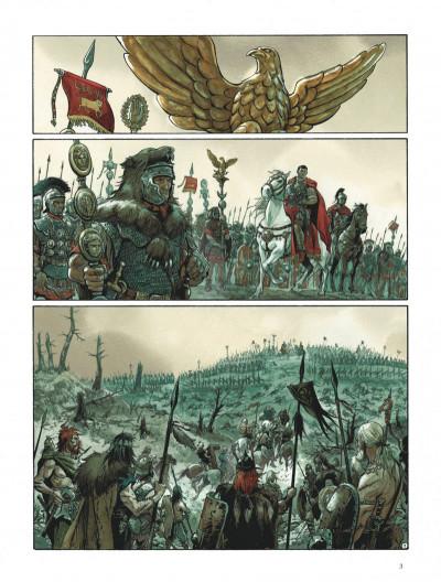 Page 3 les aigles de rome tome 1