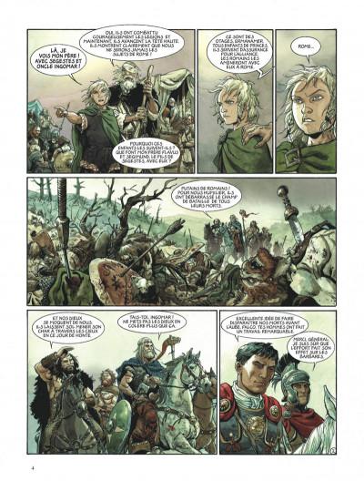 Page 4 les aigles de rome tome 1
