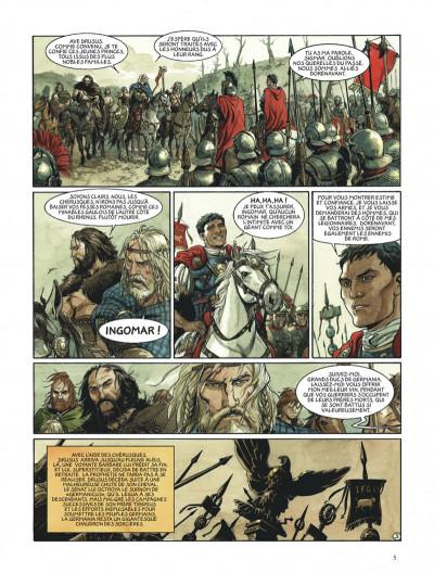Page 5 les aigles de rome tome 1