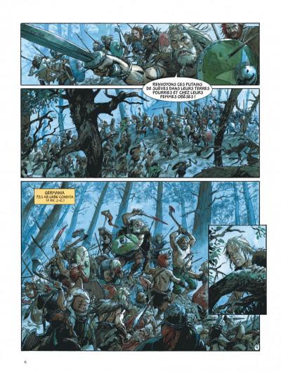 Page 6 les aigles de rome tome 1