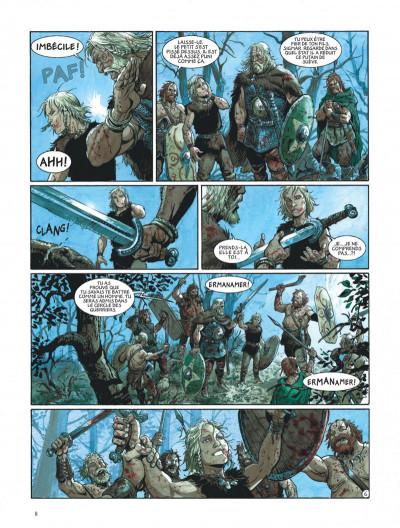 Page 8 les aigles de rome tome 1