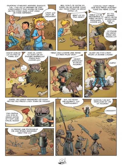 Page 2 zowie tome 2 - rendez-vous avec la lune