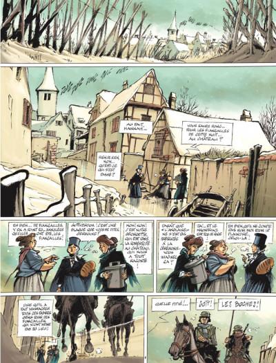 Page 1 Les nouvelles aventures de Mic Mac Adam tome 5 - Verdun