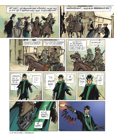Page 2 Les nouvelles aventures de Mic Mac Adam tome 5 - Verdun