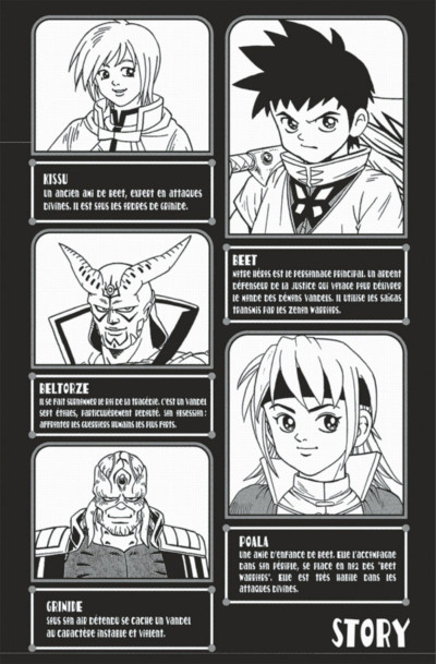 Page 4 beet the vandel buster tome 6