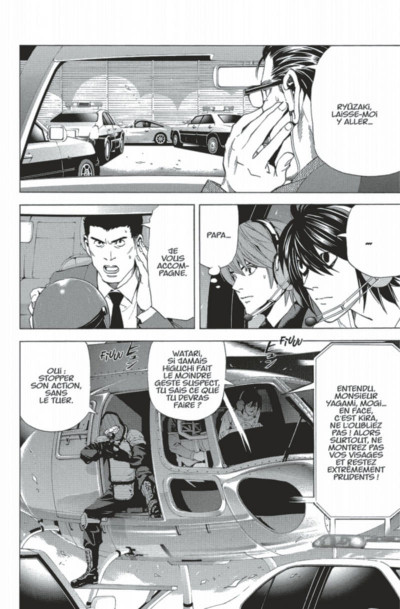 Page 8 death note tome 7