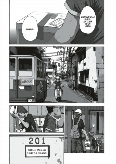 Page 3 solanin tome 1