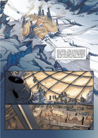 Page 1 la compagnie des glaces - intégrale - cycle cabaret miki tome 2