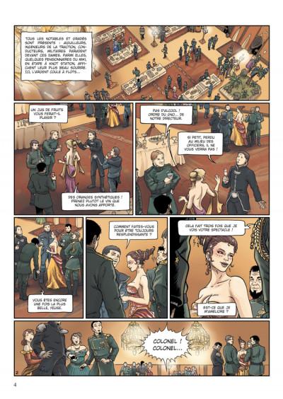 Page 2 la compagnie des glaces - intégrale - cycle cabaret miki tome 2