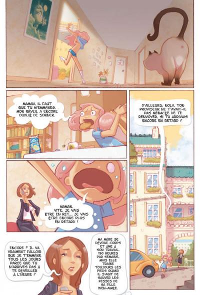 Page 4 alta donna tome 1 - changement de lune