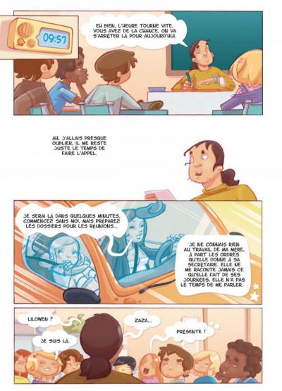 Page 5 alta donna tome 1 - changement de lune