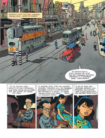 Page 5 tigresse blanche tome 5 - l'année du phoenix