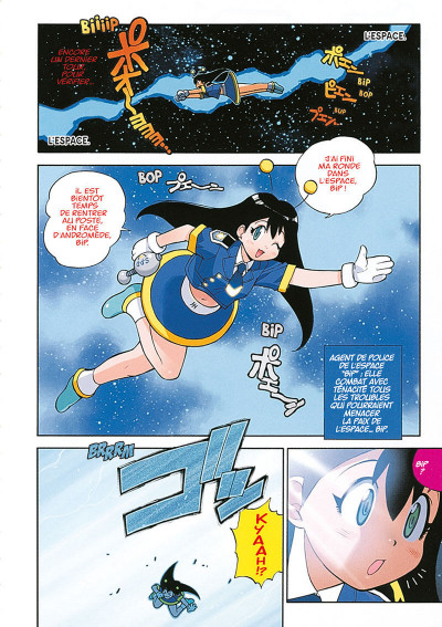 Page 3 keroro tome 6