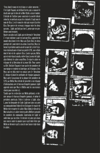 Page 5 death note tome 9